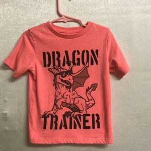 """The Children's Place """"Dragon Trainer"""" Shirt, 3T"""